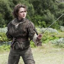 Arya, On Guard