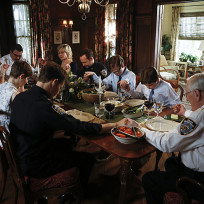 Reagan-family-dinner