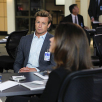 "The Mentalist Photos from ""Black Hearts"""
