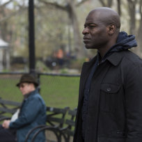 Dembe Protects Red