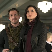 Who was your favorite couple in Once Upon a Time Season 3?