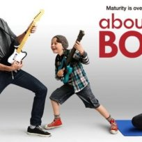 About a boy banner