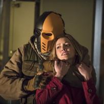 A Mask has Laurel