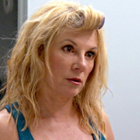 Do you think Ramona staged her breakdown to head off to a better party?