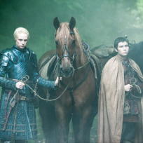 Brienne and Pod