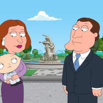 Family guy finale scene