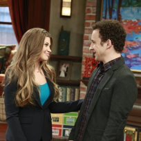 Topanga and cory