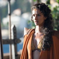 Indira Varma on Game of Thrones