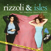Rizzoli and isles season 4 dvd
