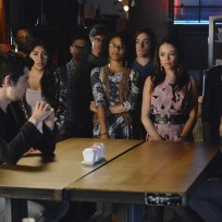 Mona's Army in Waiting