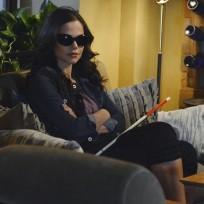 Jenna...Blind or Not?