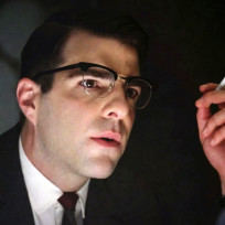 Zachary quinto on ahs