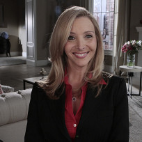 Lisa kudrow on showtime