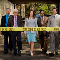 Major crimes team