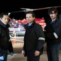 The Night Shift - NBC (Tuesday 10/9)