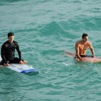Surfing on graceland