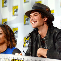 Ian at sdcc