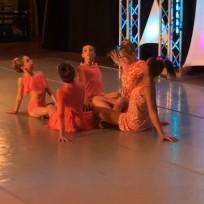 Girls on dance moms