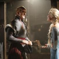 Elsa and Kristoff