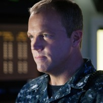 Slattery takes command the last ship