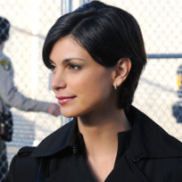 Morena baccarin as erika flynn the mentalist