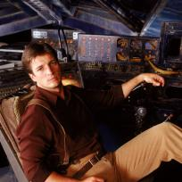Nathan fillion captain malcolm reynolds firefly