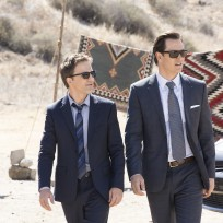 Theyre back franklin and bash