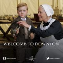 Master George Crawley - Downton Abbey