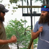 Jep siphons fuel duck dynasty