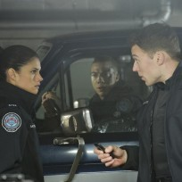 Andy and nick work together rookie blue
