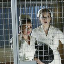 Safe In the Cage - Pretty Little Liars Season 5 Episode 12