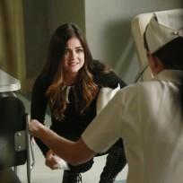 It's Not Blood - Pretty Little Liars Season 5 Episode 12