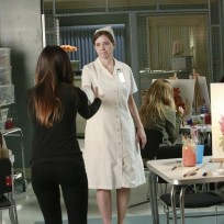 Painting Class - Pretty Little Liars Season 5 Episode 12