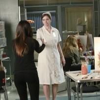 Painting Class - Pretty Little Liars Season 5 Episode 12