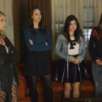 At Mona's - Pretty Little Liars Season 5 Episode 12