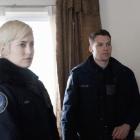 Cops on rookie blue