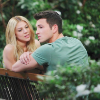 Abigail and Ben - Days of Our Lives