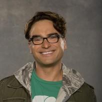 Johnny Galecki as Leonard Hofstadter - The Big Bang Theory