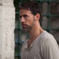 Adam rayner as barry tyrant