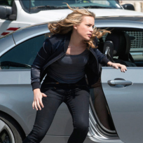 Annie Runs - Covert Affairs Season 5 Episode 10