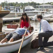 A bigger boat scene