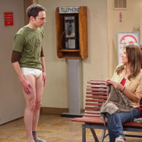 Sheldon in underwear the big bang theory
