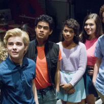 Saved by the bell movie cast