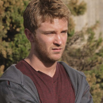 Michael Welch as Mack Thompson on Z Nation