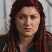Anastasia Baranova as Addy Carver on Z Nation