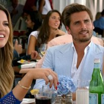 Khloe on royal pains