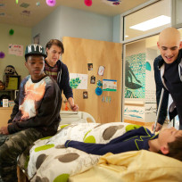 Banding together red band society