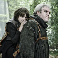 Hodor and bran game of thrones