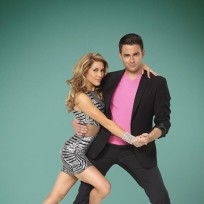 Jonathan Bennett and Allison Holker - Dancing With the Stars