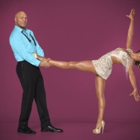 Randy Couture and Karina Smirnoff - Dancing With the Stars